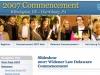 Widener Law Graduation 2007