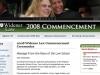 Widener Law Graduation 2008