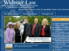 Widener Law Home Page