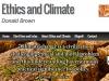 "<a href=""http://blogs.law.widener.edu/climate/"">Ethics and Climate, Donald Brown's Site</a>"