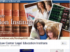 Facebook Profile for Legal Education Institute Office