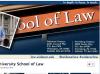 Facebook Profile for Law School