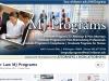 Facebook Profile for Master of Jurisprudence Programs