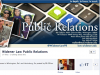 Facebook Profile for Public Relations Office