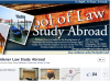 Facebook Profile for Study Abroad Programs Office