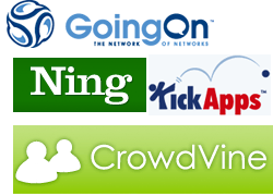 social networking site logos
