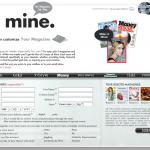 mine magazine promo fullsize